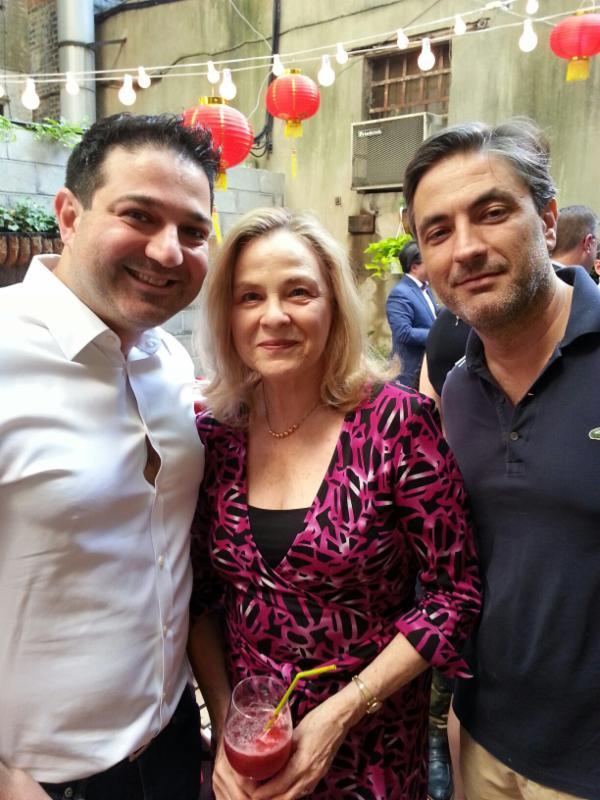 Kamran, Jan, Gianluca