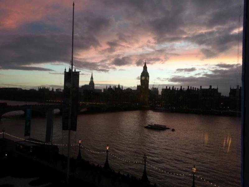 Big Ben Sky