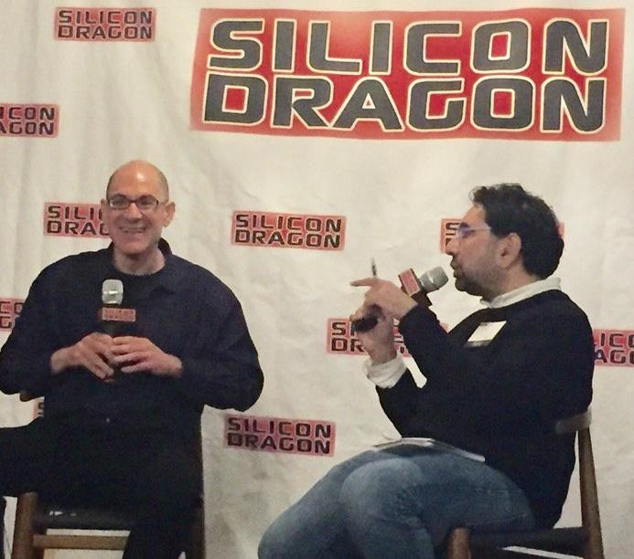 Steve Hoffman, Eric Savitz