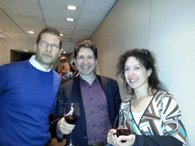 Denes Ban, Michael Ross, Esther Loewy