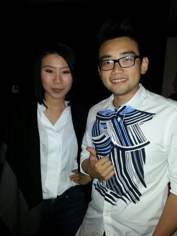 Chen Zhao, Elizabeth Miao