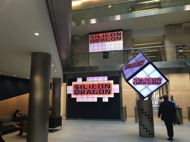 Silicon Dragon LSEG
