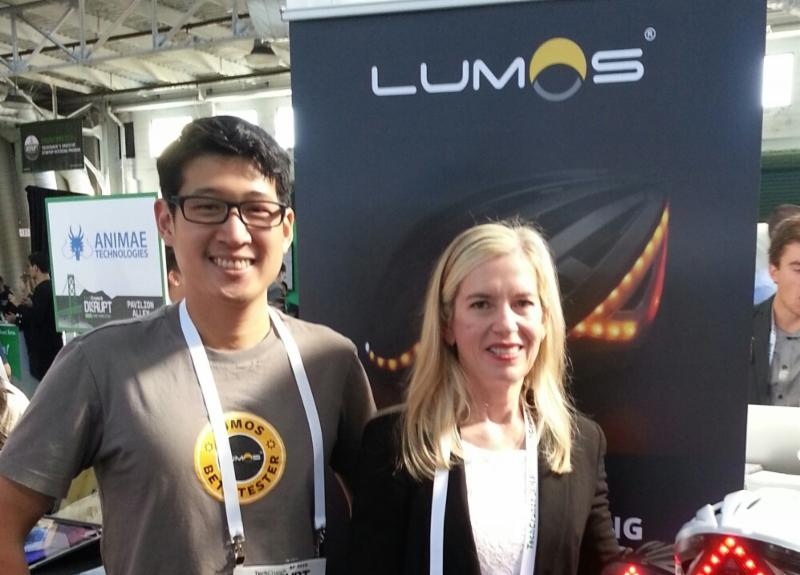 Lumos founder