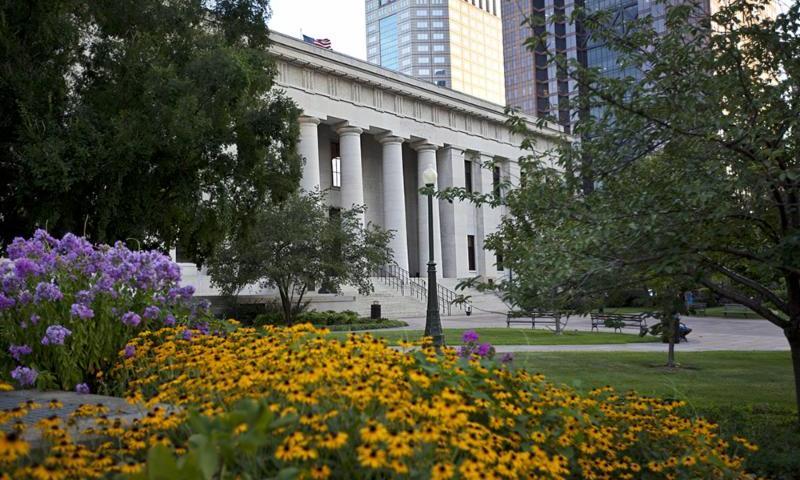 Ohio Statehouse