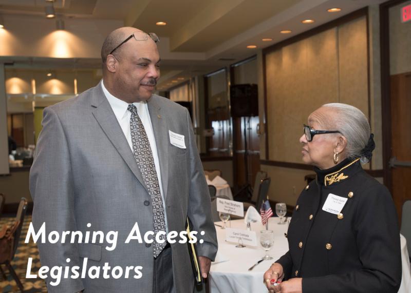 Morning Access_ Legislators