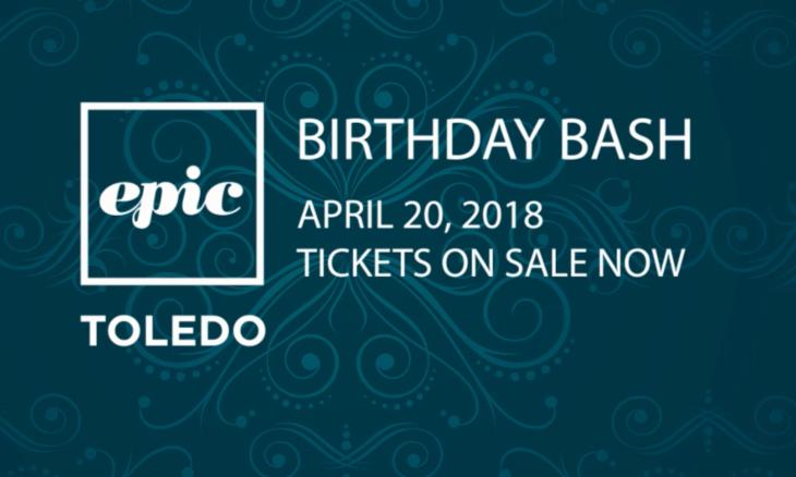 Birthday Bash Tickets on Sale
