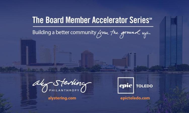 Board Member Accelerator Series
