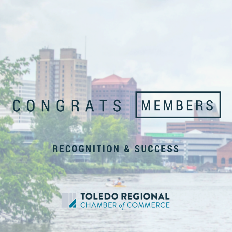Congratulations Members on your recognition and success