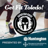 Get Fit Toledo - Spartan Race Workout Tour
