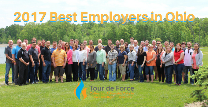 2017 Best Employers in Ohio_ Tour de Force