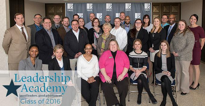 Class of 2016 Leadership Academy
