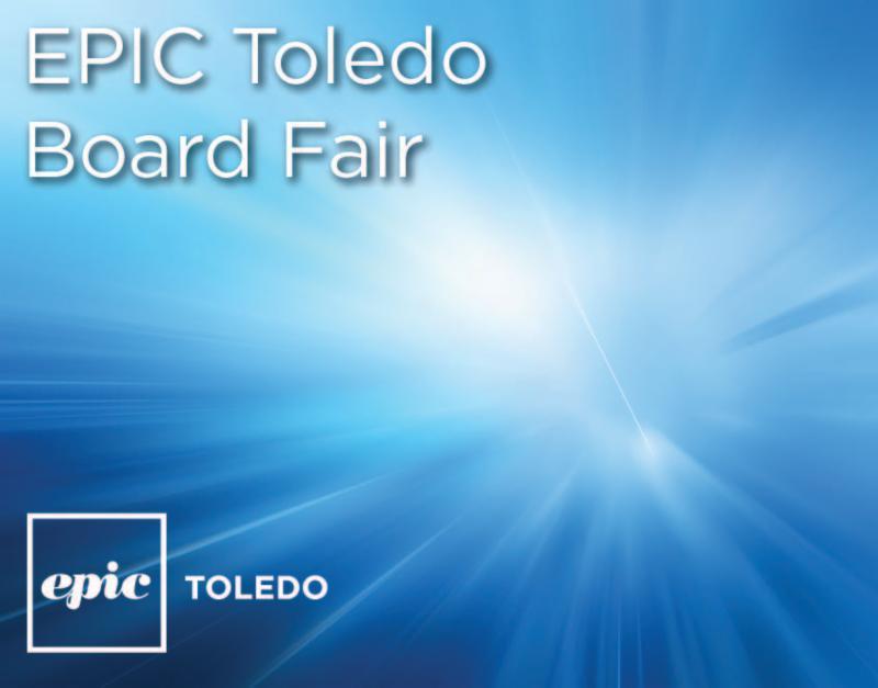 EPIC Toledo Board Fair
