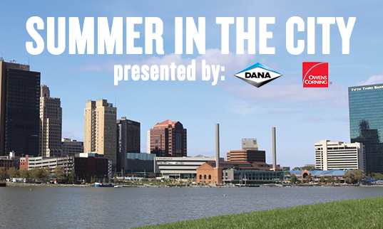 Summer in the City presented by Dana & Owens Corning