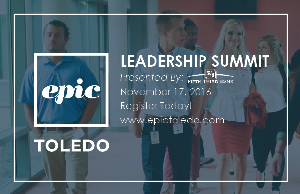 EPIC Toledo Leadership Summit_ Presented by Fifth Third Bank