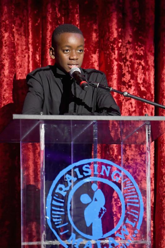 David Banda for Raising Malawi