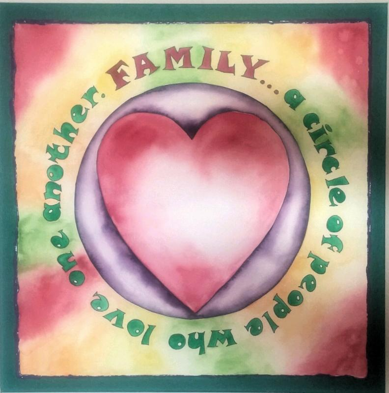 Artwork Adopted Families