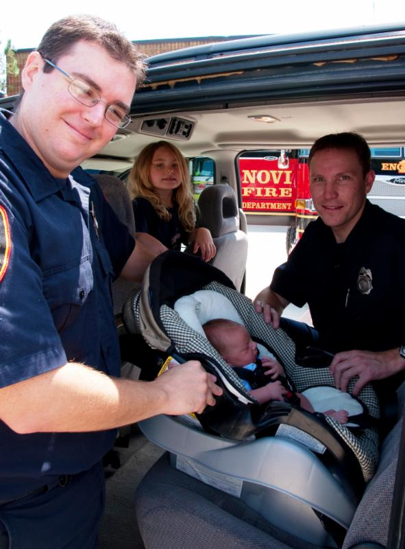 Free Car Seat Inspections 9 Noon On Saturday March 25 At Fire Station 4