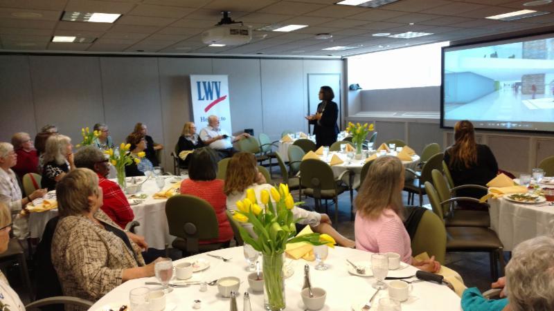 Brandi Smith Gordon's presentation