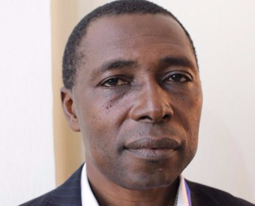 Sylvain Ndjendol___ General Secretary of the Bible Society in the Central African Republic