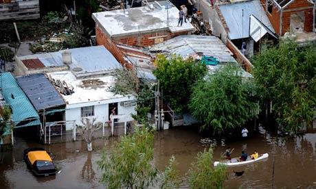Argentina floods 2013