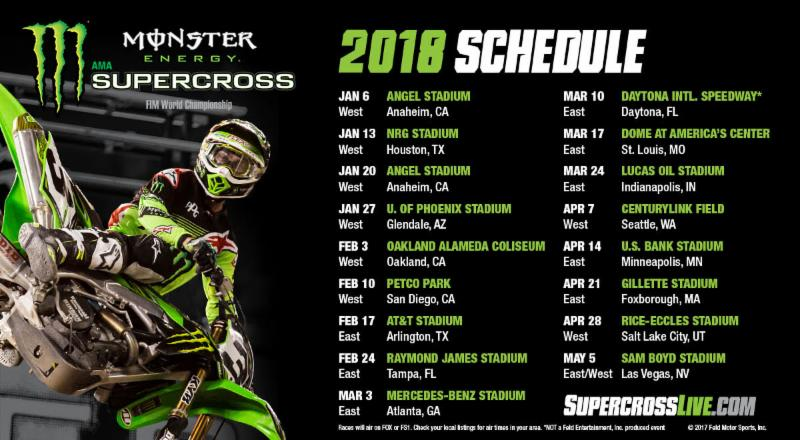 2018 ktm jr supercross challenge. interesting challenge u201cmonster energy supercross draws nearly 50000 fans on average per race and  more than 800000 experienced the spectacle in person last seasonu201d said  on 2018 ktm jr supercross challenge