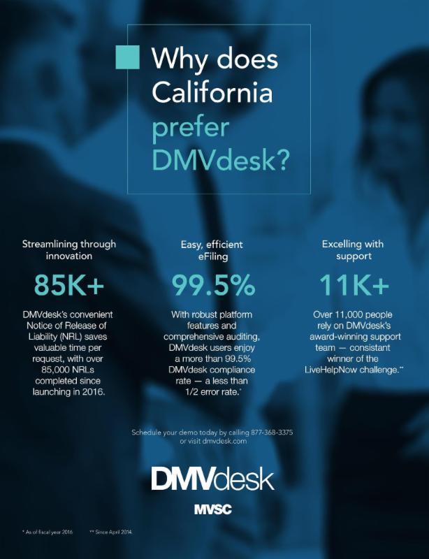 DMV Nov 2017 ad