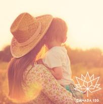 Initiative 150 anniversaire du Canada