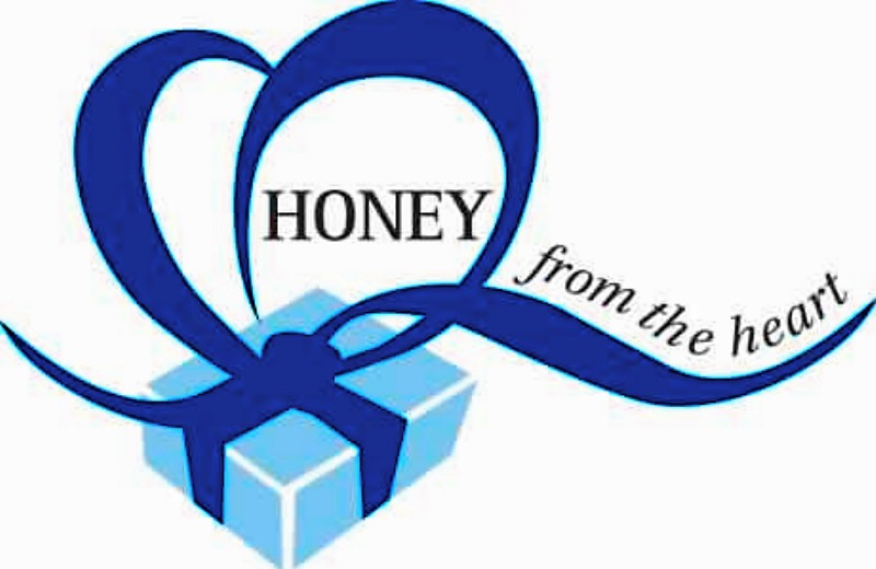 Honey from the Heart logo