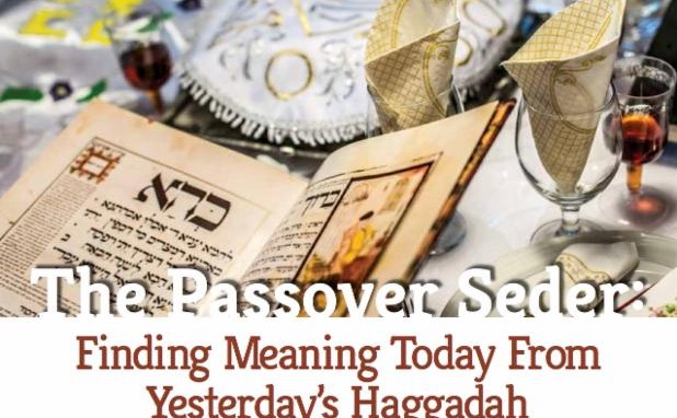 passover workshop flyer 2018