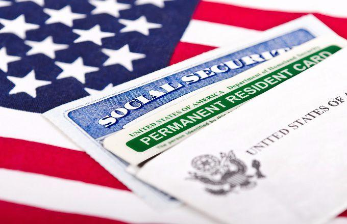 Image result for uscis will recall green cards