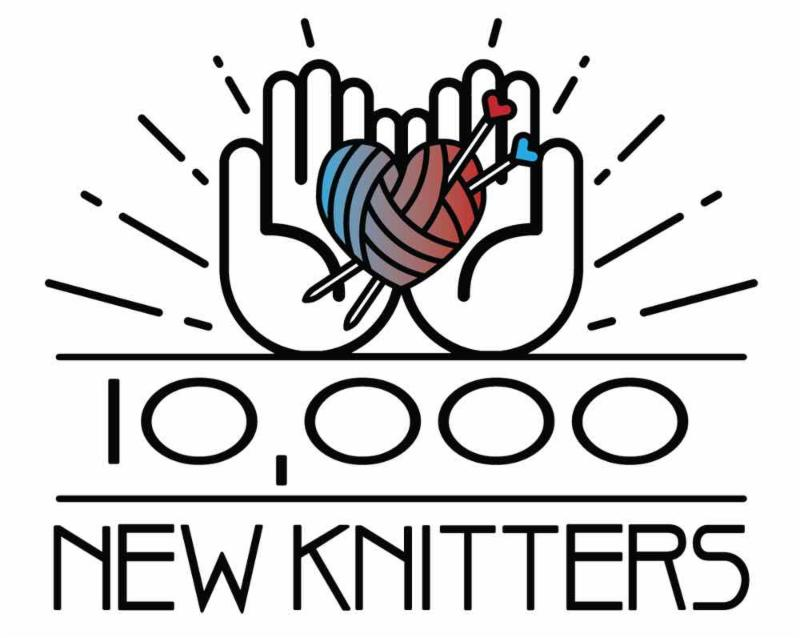 10000 knitters
