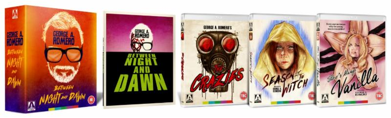 George A. Romero - Between Night and Dawn coming 10/23 3