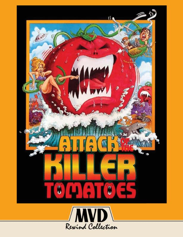 MVD Rewind Collection debuts this December with DOA and Killer Tomatoes 7