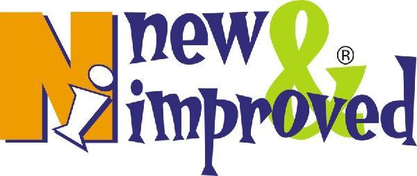 New & Improved Logo