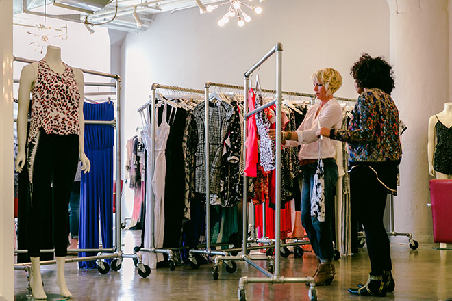 how to join fashion industry
