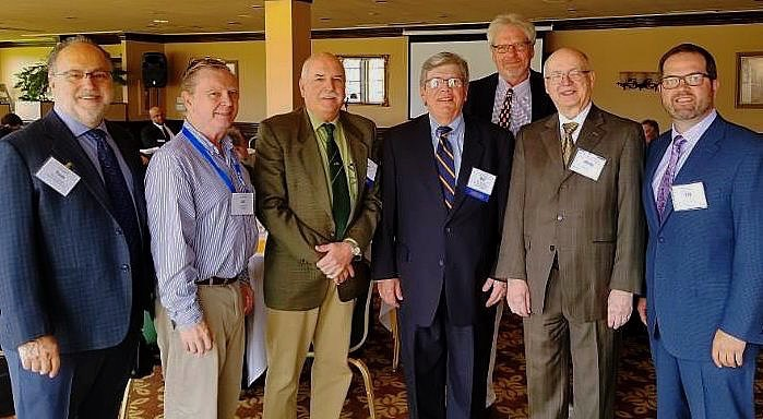70th Anniversary NJPGA Past Presidents