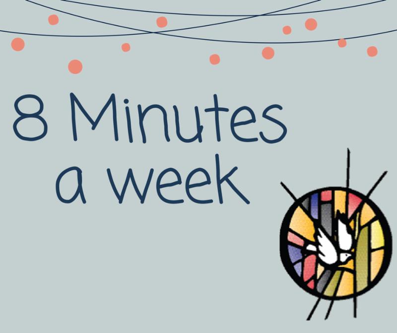 8 Minutes a week