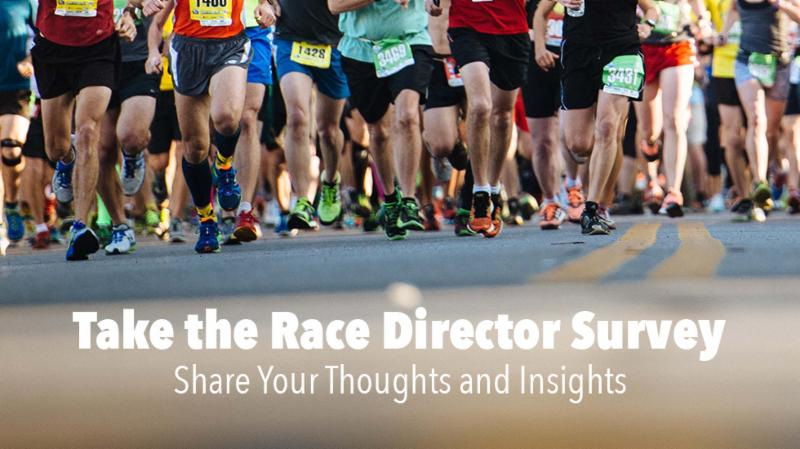 Take the Race Director Survey