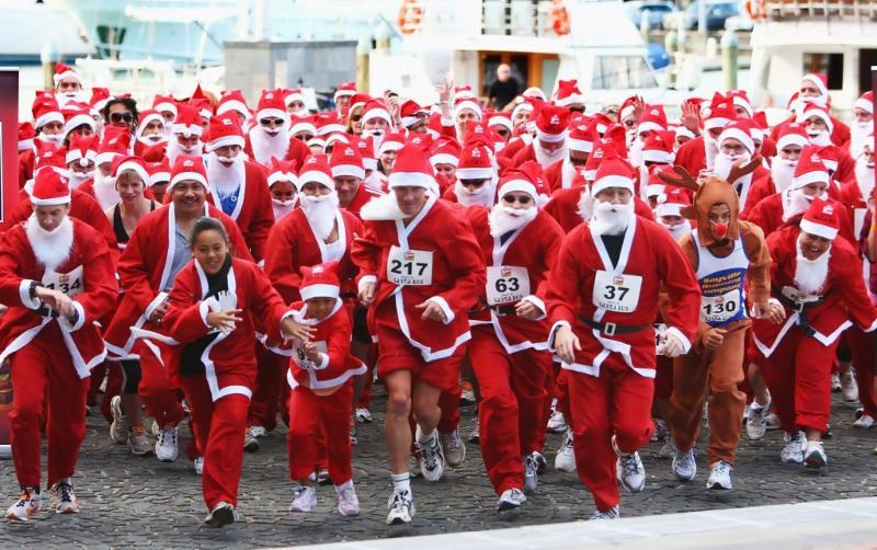 Running USA - Happy Holidays_