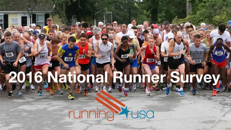 2016 National Runner Survey