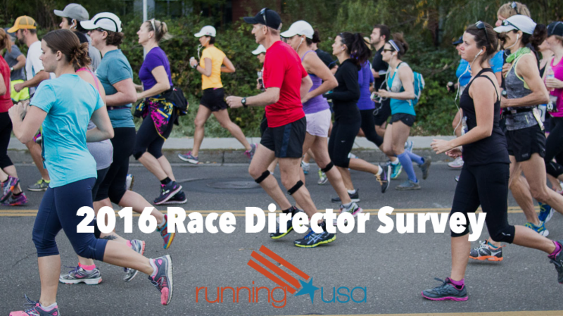 How to Use the 2016 Race Director Survey