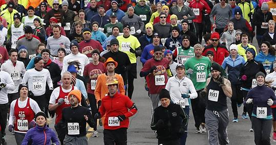 Thanksgiving Day Races - Send Us Your Photos
