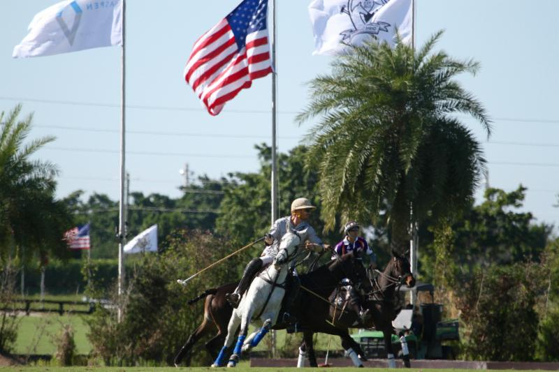 Casablanca, Flexjet Play Sunday In USPA National 20-Goal Final At Grand Champions