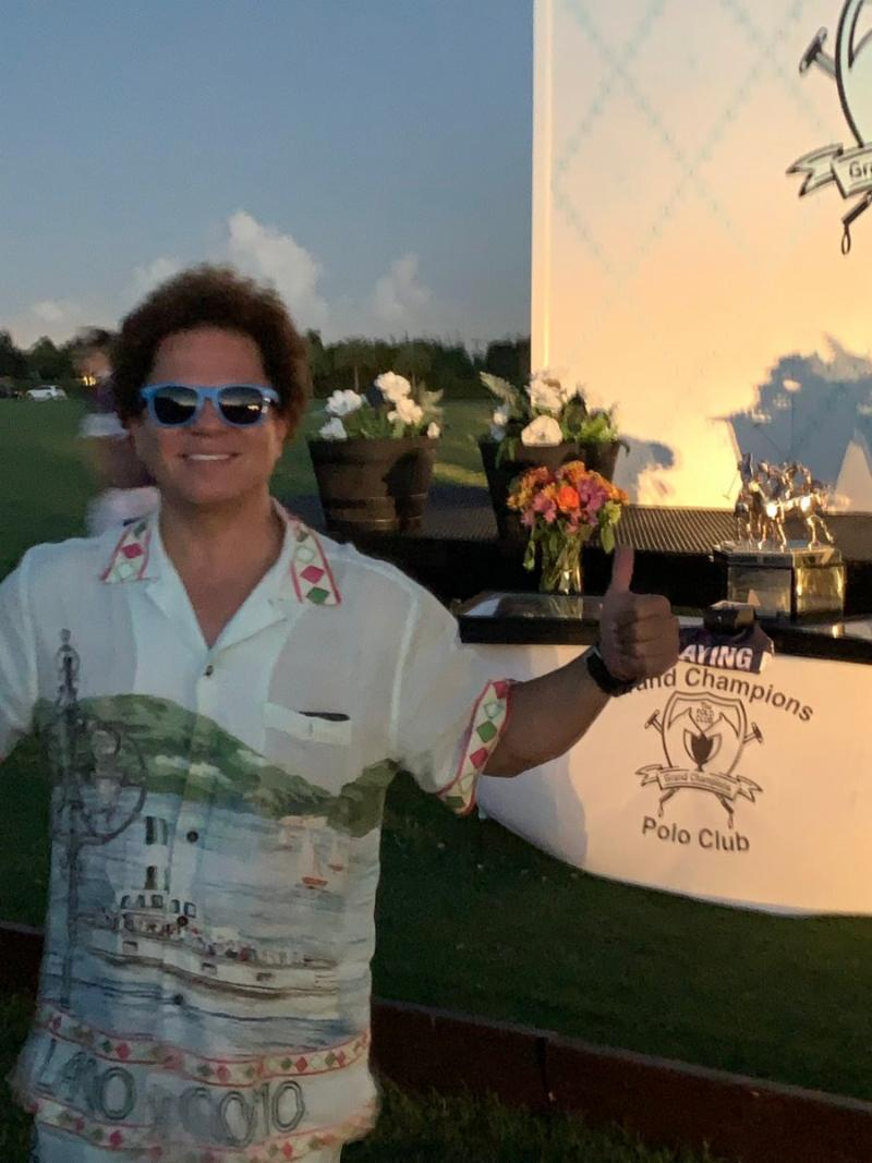 American Polo Horse Captures Triple Crown Of Polo; Jeff Hall Named MVP