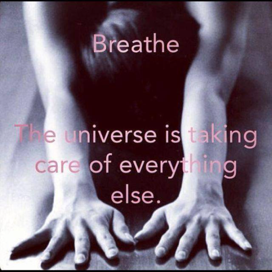 Breathe with the Universe