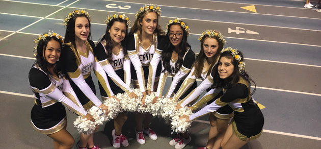 Connelly Cheer