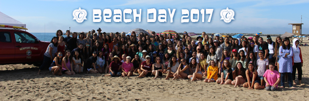 2017 Beach Day