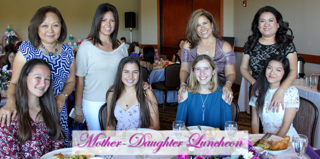 Mother-Daughter Luncheon
