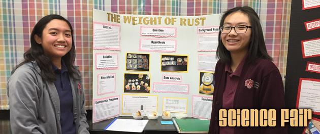 2018 Science Fair