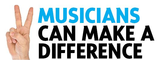 victory musicians can make a difference